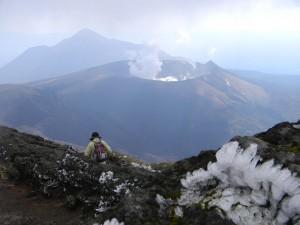 2010-11-10  韓国岳 016