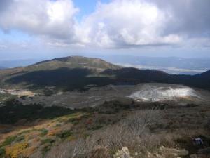 2010-11-10  韓国岳 002