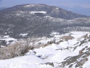 2011 1-26 韓国岳 030