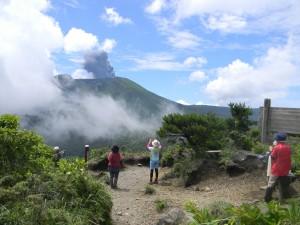 2011 6-29 白鳥山~えびの岳 008